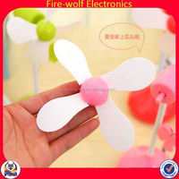 Fashion Able Elegant Advertising supply rechargeable fan advertise rechargeable fan guangzhou rechargeable fan
