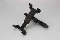 Pad Tablet Stand for Backseat HeadRest Plastic Adjustable Mount Holder for tabl Stable Fixing Lock Steadily Shock Slip Resistant