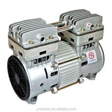 UN-180P Mute air compressors rocking piston type 7kg/cm2 180LPM 1HP 820W 12kgs wholesaler