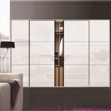 Spain technic wardrobe with modern stylish model sliding door