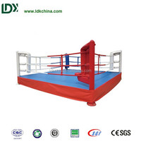 2015 hot indoor gym boxing ring prices for boxing equipment