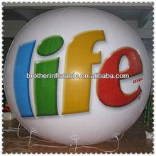 Inflatable custom made shape balloons