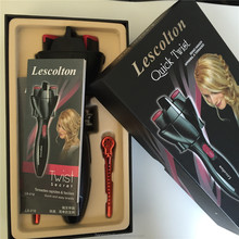 good quality quick twist hair braider new hairstyling tool for young women