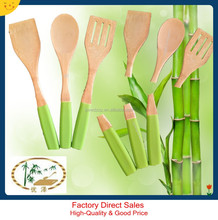 bamboo silicone cooks tools with modern kitchen designs