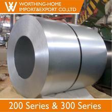 Tisco zpss posco bright annealed 300 series hardness 304 stainless steel