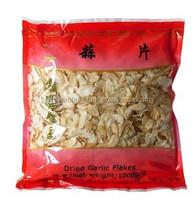 Chinese new dried garlic flakes
