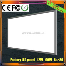 for office,shop 90w dimmable 600x1200 led panel light