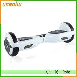 Good for gift 6.5 inch self balancing scooter with Bluetooth and controller hoverboard 2 wheel electric scooter