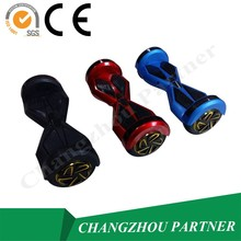 Factory 2015 Mini Smart Bicycle E Scooter Two Wheel Drifting Electric Self Balancing Skateboard 7 Inch Portable