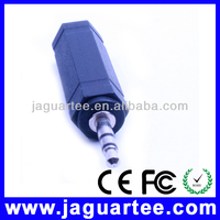 3.5mm to 6.35mm audio connector