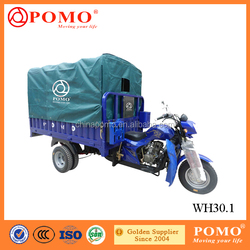 Peru Hot Sale Strong Heavy Load 300CC Water Cooled Cargo Four Wheel Motorcycle For Sale