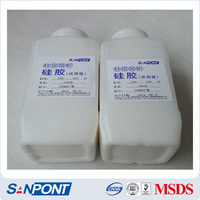 SANPONT Macropores Silicon Nano Powder Raw Material & Chemical