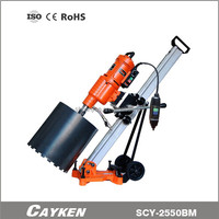 angle adjustable stand core drilling machine SCY-2550BM