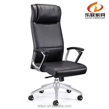 High quality luxury PU leather recliner office chair A001