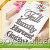 wholesale metal letters for decoration for crafts