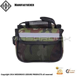 Camouflage Multifunction Waterproof Bike Top Tube Saddle Bag