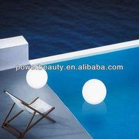 LED rgb ball waterproof led ball color changing ball