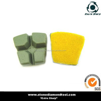 Concrete Polishing Pads, Resin Diamond Abrasive Pad Tools