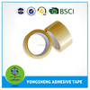 Custom printed clear bopp packing tape with company logo
