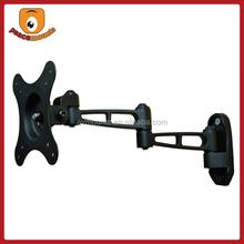 LA100-L Articulating plasma flexible arm folding max vesa 100 and 100 lcd monitor stand