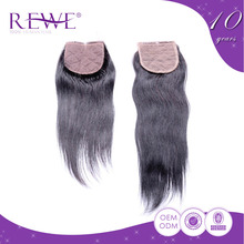 Premium Quality Attractive And Durable V-Shaped Toupee Straight Chinese Hair With Closure Human