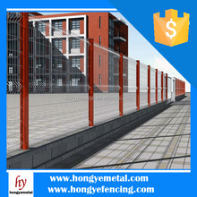 Steel Sheet Metal Fencing Panels