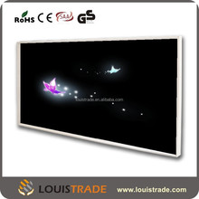 Wall slim picture electric far infrared panel heaters A-P4(38)