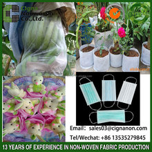non woven fabric for agriculture,furniture,medical,gardening