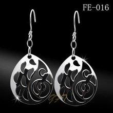 wholesale 925 sterling silver earrings