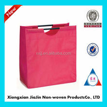 2014 China wholesale reusable eco non woven carry bags