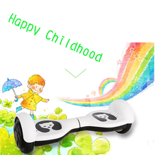 Best Selling For Kids/children electric balance scooter self balancing two wheeler electric scooter OEM