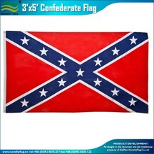 Fast delivery Confederate flag, Rebel flag, 3x5ft Confederate flag