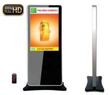 42 inch floor standing hd touch screen led ad products/advertising screen