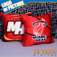 American Season League Tournament Pillow Fancy Back Cushion&Pillow For America Basketball Team Cheering Pillow GY-56