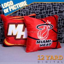 American Season League Tournament Pillow Fancy Back Cushion&Pillow For America Basketball Team Cheering Pillow GY-56