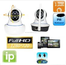 Wifi productos para el hogar inteligente de seguridad CCTV Syestem exterior impermeable cámara de Control remoto inalámbrico