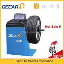 Utilitarian digital wheel balancing and alignment equipment for wheel balancing CE approve model WB110