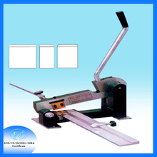 YTC-25M Manual Cutting Machine for Die Cutting Ruler