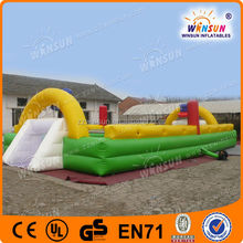 inflatable table soccer,human foosball inflatable,inflatable football pitch with basketball hoop