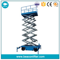 China direct factory supply hydraulic mobile scissor lift table mini scissor lift