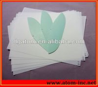 High quality chemical TPU hot melt thermal glue sheet for shoes