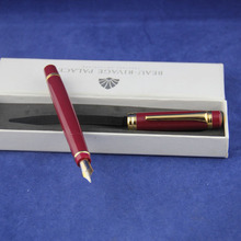 Jiangxin pink design gold plated fountain pen made in China