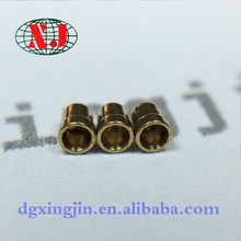 small spring loaded pin 1.27mm pitch pogo pin connetor gold plated pogo pin