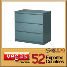 Foshan cheap industrial metal cabinet drawers