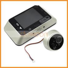 180 Degree 3.5 Inch TFT LCD Screen Digital Peephole Door Camera Viewer