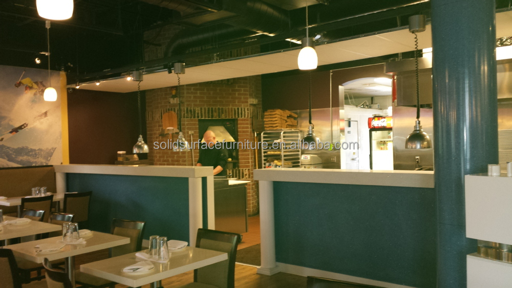 Tw Caf Meubles Led Comptoir De Bar Onyx Contre Jour