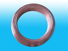 Low- Carbon Copper Coated 12*0.7mm Double Wall Steel Tube With The Standard of ASTM-254