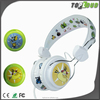 low price wired headphone with mic for schools enterprises iternet activity