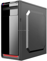 Newly Desktop Application JNP-C07-702 Big Tower Computer PC Case with real 250W Dull Magnetic Roll power supply