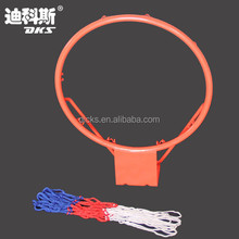 "16"" Steel Children Hollow Tube Basketball Ring"